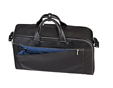 Tumi BARKLEY TRIFOLD CARRY-ON GARMENT BAG Polyester/Leather Black 255070D2 $795