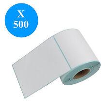 500 pcs DynaSun Thermal Paper Printing Paper 102x152mm Waterproof  self-adhesive