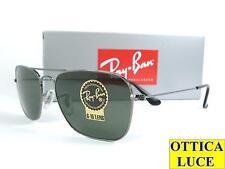 Ray Ban Caravan 3136 004 calibro 55  G15  Sunglass Sonnenbrille Occhiali Sole