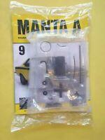 Manta A GT/E  Bauteile  Nr. 9   von  HACHETTE