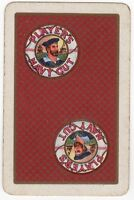 Playing Cards Single Card Old PLAYERS Cigarettes Advertising Royal Navy Sailor 2