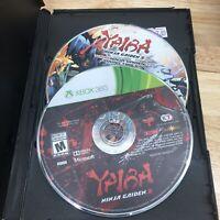 Yaiba: Ninja Gaiden Z Microsoft Xbox 360 2014 Disc Only *