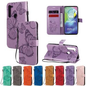 Handy Tasche Schutzhülle Book Case Wallet Etui Handy Hülle Für Motorola Moto
