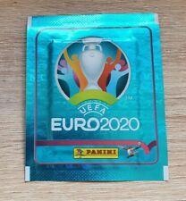 Panini 1 Tüte No Preview UEFA Euro 2020 Bustina Pochette Packet Pack Sobre EM 20