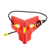 New Mini Postrite Level No.341 Magnetic for Post, Pipes & Signs Level