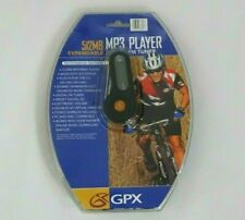 GPX 512 MB WMA MP3 Digital Audio Player Digital Tune FM Stereo Radio and SD MMC
