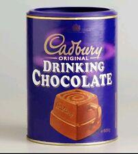 IMPORTED ORIGINAL CADBURY DRINKING CHOCOLATE - 500 grams