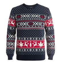 DC Shoes Ugly Xmas Sweater (S)