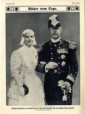 Ons Willlemintje in Nationaltracht c.1906