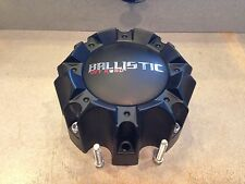 BALLISTIC BLACK 8 LUG CAP PART # WX05-165.1-170-8H LG0805-11