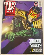 2000 AD #724 : March 1991 : Vintage UK Comic book.