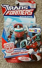 Transformers Animated- AUTOBOT RATCHET (original licenced Hasbro USA)