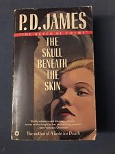 The Skull Beneath The Skin by P.D. James (1982, Paperback) B22