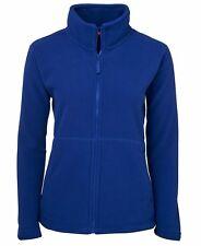 NEW Ladies Polar Fleece Jacket  Royal Jbs wear