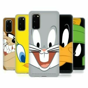 OFFICIAL LOONEY TUNES FULL FACE SOFT GEL CASE FOR SAMSUNG PHONES 1