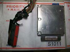 1998 Ford Explorer Computer ECM PCM Pt#   *F87F-12A650-ATB*  Wire & Conn #S1011+