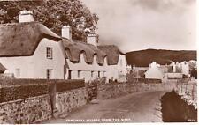 Fortingal Fortingall Village Nr Aberfeldy unused RP old pc J B White