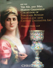 Christie's The Mr & Mrs  Marvin Greenfield Coll.Porcelain, Russian Oct 20, 2008