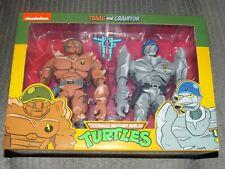 New ListingNew Neca Tmnt Target Exclusive Traag and Granitor Teenage Mutant Ninja Turtles
