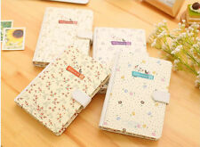 Magnetic Buckle Hard Cover Notebook Ruled Journal Diary Planner Note book Memo