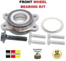 FOR AUDI A8 S8 SALOON 2.8 3.7 4.2 6.0 2.5 3.3 1996-2010 FRONT WHEEL BEARING KIT