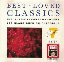 Best Loved Classics Volume 7 (CD)
