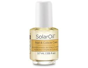 CND SOLAR OIL 3.7ml  SOLAR OIL NAIL CUTICLE TREATMENT OIL NEW PACKAGING