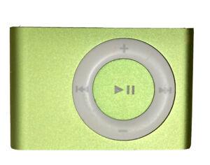 Apple iPod shuffle 2nd Generation Light Green Light Green (2 GB)