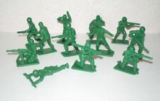 Hing Fat DGN Plastic toy soldiers 1/32 WW2 American army set. 12pcs