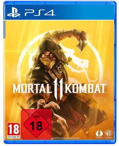 Mortal Kombat 11 - PS4 Playstation 4 - NEU OVP - Uncut