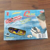 Dickie Quick Charge Mini Boat Vintage RC Toy Boxed Read Description