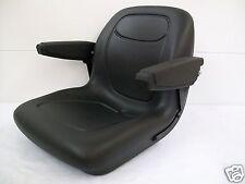 BLACK SEAT FIT KUBOTA B7410, B7510, B7610, B2710, B2910 COMPACT TRACTOR #OQ