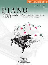 NEW Level 5 - Performance Book: Piano Adventures