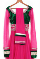 INDIAN PAKISTANI PARTYWEAR ETHNIC DESIGNER BOLLYWOOD ANARKALI SALWAR KAMEEZ SARI