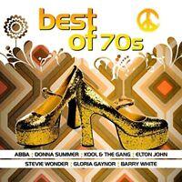 BEST OF 70S  - BLONDIE, KOOL & THE GANG, DONNA SUMMER - CD NEW!
