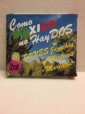 Como Mexico No Hay Dos 2 CDs