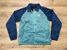 Brand New Boys Vans Torrey Jacket Dress Blues Oil Blue Youth Medium