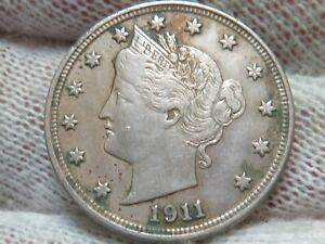 1911 Liberty V Nickel and FREE shipping