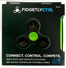 Fidgetly CTRL App-Enabled 360� Motion Game Controller Black/Green