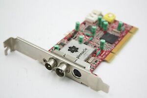 Pinnacle PCI  AnyTV DVB-T Video Capture Card Rev 1.7 51019087