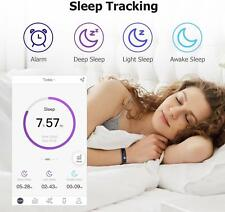 SMART WATCH Wrist Fitness Bracelet Band OLED Bluetooth Activity Tracking Monitor
