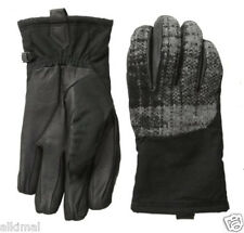 New The North Face Special Edition Denali SE Ski Wool Gloves TNF Black XL