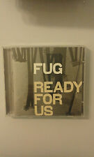 FUG - READY FOR US  - CD