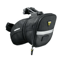 Topeak Aero Wedge Pack with Fixer F25 Small