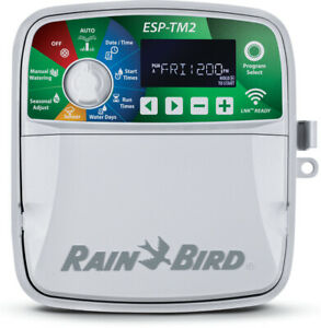 Rain Bird ESP-TM2 4 Station Outdoor Controller WiFi compatible