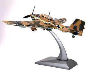 1/72 Diecast Model WLTK German Junkers Stuka Ju-87 Dive Bomber