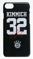 Back Cover FC Bayern München. Kimmich 32 Autogramm [ iPhone 7 8 ] Handyhülle FCB