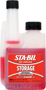 STA-BIL Stabil Fuel Stabilizer Storage Petrol Treatment Additive 236ml 8oz