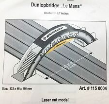 Dunlop Bridge Lemans Ho Slot Car Laser Cut Building Kit For Aurora Faller Bauer