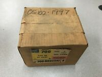 NEW IN BOX ALLEN-BRADLEY 8 POLE TYPE BR AC RELAY 700-BR800A1 SERIES A